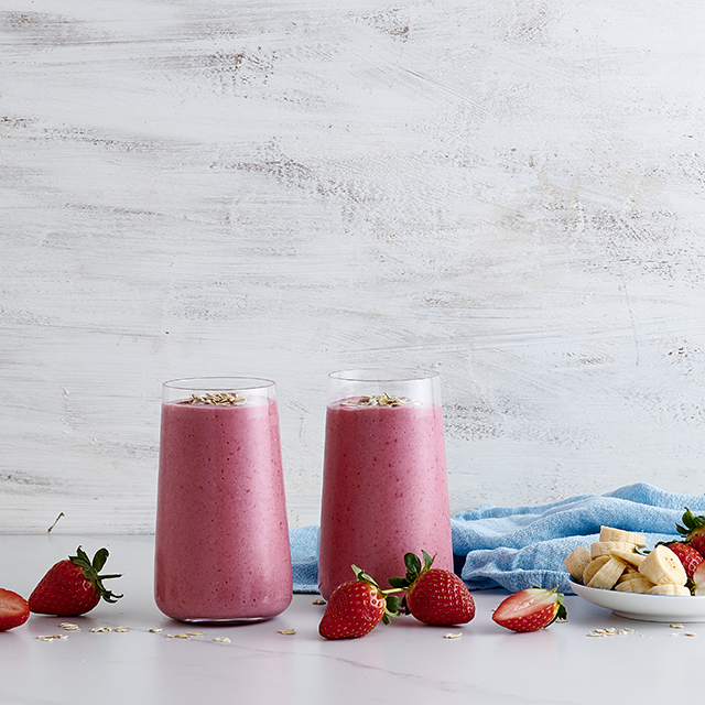 Try one of our refreshing smoothie recipes, whether you are in need of a boost or a snack to keep you going for the afternoon.